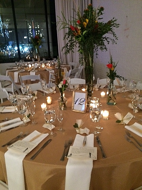 A classic new york wedding at shop studios rustic food junglespirit Choice Image
