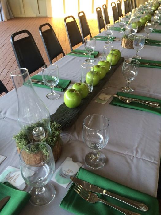 Lakeside Wedding Reception In Warwick Ny Rustic Food
