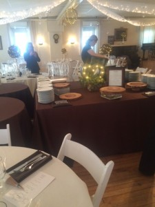 NJ Wedding caterer; NJ winter weddings