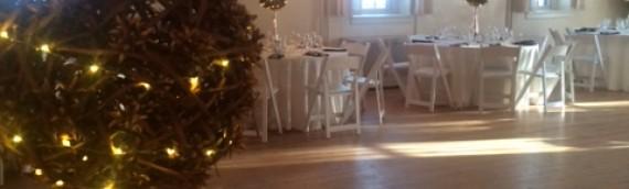 A Rustic Winter Wedding in Bergen County